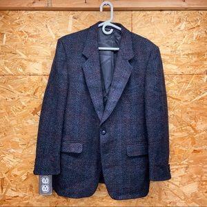 Pure Virgin Wool Coat made in Canada